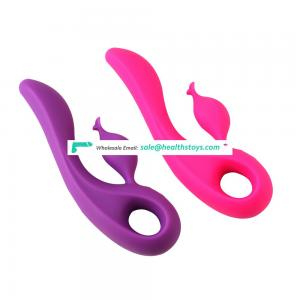 New design waterproof sex toy magic wand powerful silicone vibrator sextoy for women