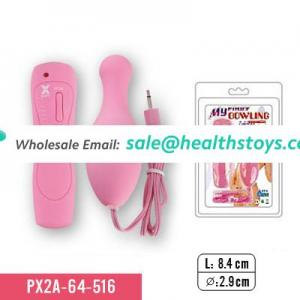 """""""Perfect Bowling"""" 10-function vibrator Massager for female adult products"""