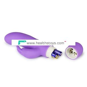 Personal Massager G-Spot Vibrator Wireless Remote Double Rabbit Vibrator Sex Toy Man