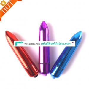 Powerful Cheap Bullet Silicone Vibrator Sex Toy