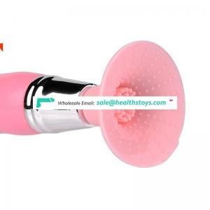 Promotion Gift Wholesale Price Finger Hand Shaped 3 In 1 Three Head Vibrator