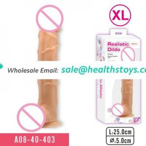 Realistic Dildos With Strong Suction Cup Sex Toys