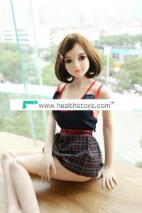 Realistic Solid Silicone Love Doll For Men Artificial Vagina