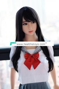 Realistic sex doll full size huge breast adult sex love dolls with internal heating function