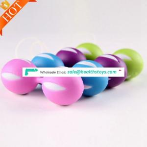 Sex Toys Women Exercises Food Safety Silicone Exercise Kegel Balls Device For Woman Vagina
