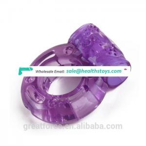 Sex toy Erotische toys vibrating silicone gay cock ring