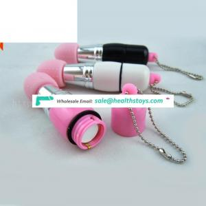 Sex toys Vibrators customized couples Secret Japan Porno Sex Toy Mini Pussy 3 In 1 Three Head Vibrator