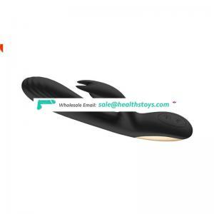 Sexy Toys Dual Motors Massager 10 Speed Clit Silicone Vibrating Masturbator Clitoral Dildo Rabbit Vibrator Products For Women