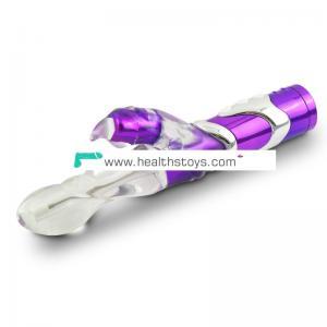 Silicone g spot  sex rabbit vibrator sex toys