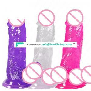 Small Size 132*35mm realistic dildo toy Women