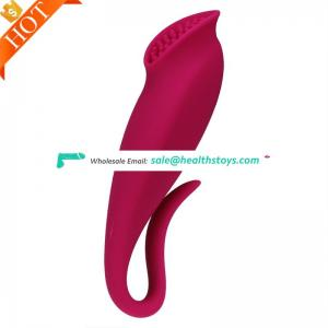Smart Female Vaginal Exercise Machine Exercise Licking Silicone Vibrating Oral Crazy Breast Massager Mini Sex Toy