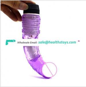 Soft Dildo adult sex toy for women