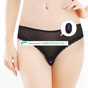 Strap On Bullet Vibrator Wireless Control Vibrating  Sex Toys for Women