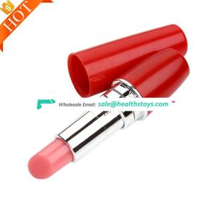 Supply Wholesale Price Powerful Shemale Japan Sex Mini G-Spot Lipstick Ring Vibrator