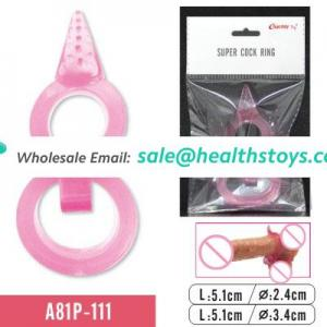 TPE cock ring sex toys