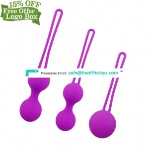 Top Selling Vagina Exercise Stress Ben Wa Ball Kegel Balls