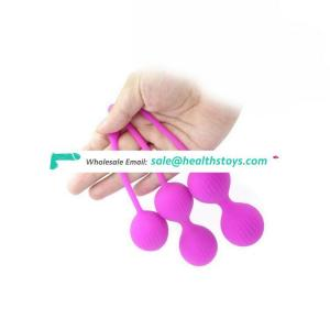 Vagina Toy Smart Ball Silicone Kegel Balls Vaginal Exercise Ben Wa Pussy Sex Adult Product