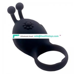Vibrating cock ring toys sex adult for men