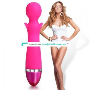 Vibration Powerful Dildo Vibrators For Women, G-Spot Adult vibrator Sex Toys for Woman,Electric