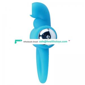 Water proof silicone penis head ring