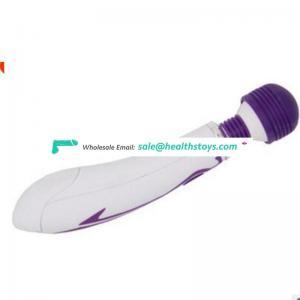Wholesale Big Dildos Sexy Silicone Toys Body Massager Magic Wand Massage Vibrator