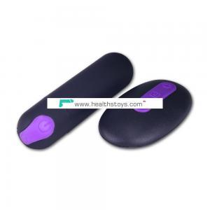 Wireless Control Vibrating Strap On Bullet Vibrator Sex Toys for Women