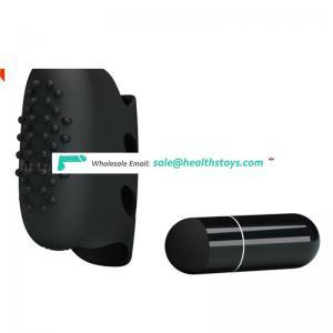 Wireless Love Sexy Toys Jump Mini Vagina G Spot Finger Pussy Vibrator