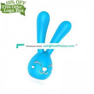 Wireless Vibration Remote Anal Plug Female Rabbit Ear Vibrator Love Eggs