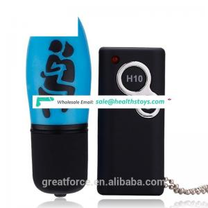 Wireless remote vibrator love eggs for couples
