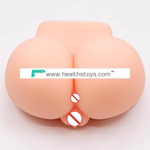 cheap male  sex toys  silicone sex doll big fat ass for men masturbating