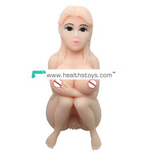 china cheap small breast  real touch TPE young girl  18 mini sex love  doll
