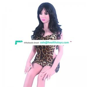 high-quality real touch feeling 138 cm cheap silicone sex doll with big breast
