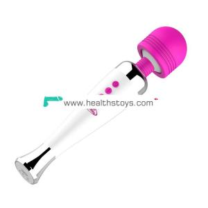 hot adult sex toy  220V rechargeable 12speed magic  wand body massager  for women