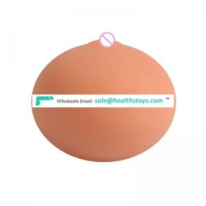 lovely Sexy Lifelike Realistic Rubber Artificial false breasts for men masturbation