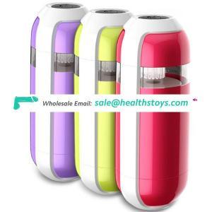 new tech best selling vibrator masturbator cup with USB for man masturbation