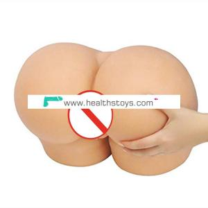 sell real touch male masturbator sex toys silicone big  fat ass pussy sex doll for man