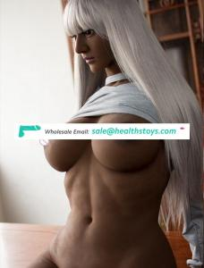 165cm fat woman black skin big ass TPE Silicone Material Big Chest Real Women Body Size Love Doll European sex product