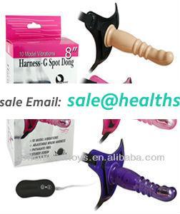 2013 Hot Selling Strap on Sex Dildo Penis Toys from Sex Toys Manufacturer