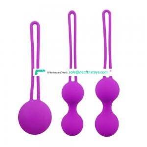 2018 trending products toys women hot sex image Be WA Exercise vaginal balls novelty toys from china