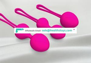 3stages ben wa balls for vagina tightening kegel balls exercises for men