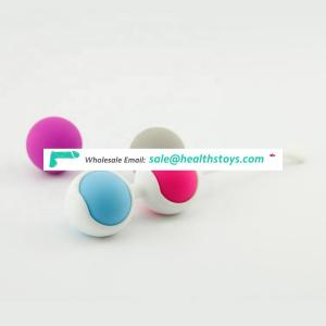 4 Ball different weights for choosing kegel ball vagina exercise products vaginal dumbbell contractor