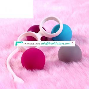 Adult toys vaginal training ben wa balls women pussy vagina Tight Exercise kegel balls Vibrators exercise ball