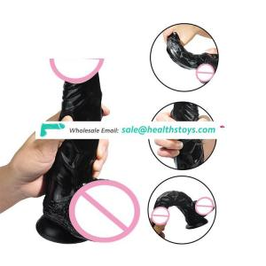 Amazon Hot Selling Big Strong Dildo Huge Dick for Women