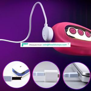 Automatic 36-degree twist telescopic massage rotation Vibrator Silicone Magic Wand Massager Adult Sex Toys For Woman Masturbator