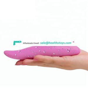 China Online Shopping 8 Speeds Mini Shape Tongue Sex Toys Adults