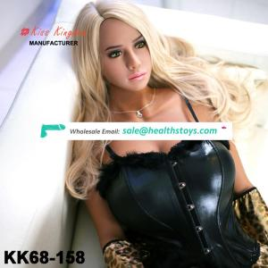 Chinese manufacturing factory price hot sale158cm sex toys full silicone sex doll for man