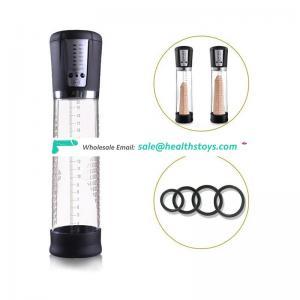 Electric Penis Pump Strong Automatic Enlargement Vacuum Pump for Men