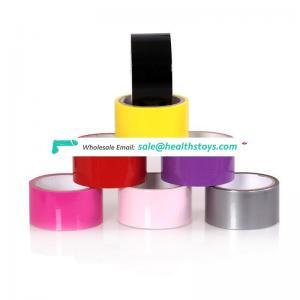 Electrostatic tape 15 yards 7 colors bdsm restraint fetish bias bondage tape