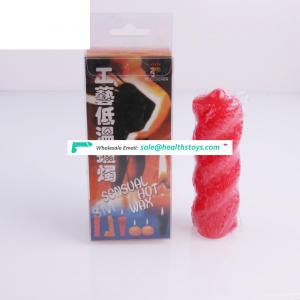 Factory wholesale Low temperature candles, sex adult couple game, sex toys