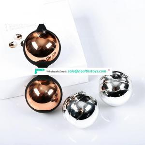Factory wholesale vagina ben wa balls Kegel beads Women Sex Tight Exercise Machine Vibrators Training